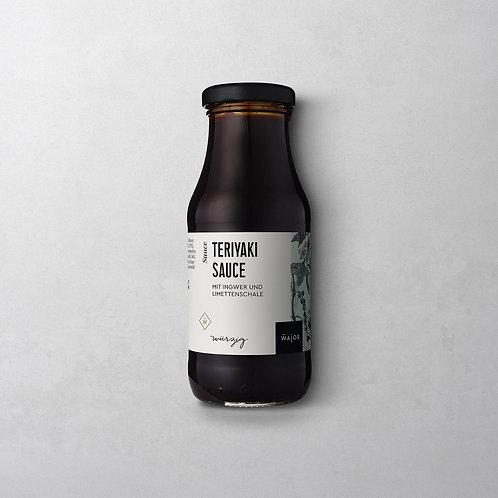 Teriyaki Sauce   Wajos 245ml