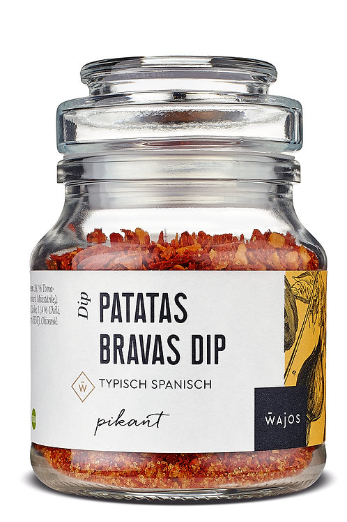 Patatas Bravas Dip | Wajos 90g
