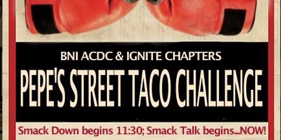 Pepe's Street Taco Challenge