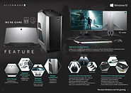 Alienware Brochure  (windows) Page 2-3-0