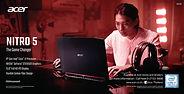 Acer Nitro 5 MRT Lightbox 155.4x305.4cm-