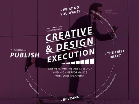 Creative & Design Execution
