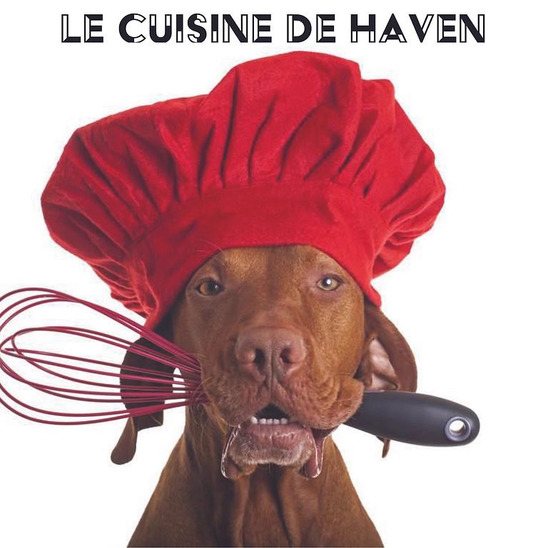 Haven's Spring Kitchen