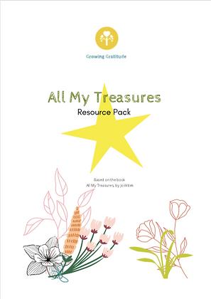 All My Treasures Printable Resource Pack