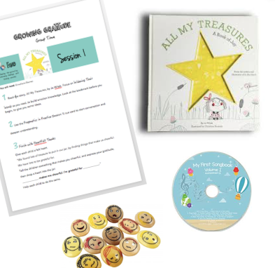 Growing Gratitude Group Sessions Resource Pack