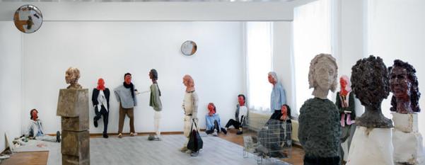 The Floor is Lava: Sander Breure en Witte van Hulzen