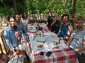 La mission à Durrës