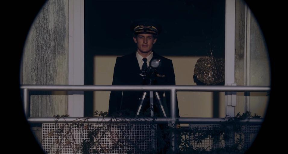 Short film A Night in the Life produced by Anastasia Raykova