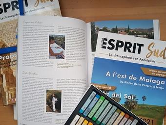 Art-thérapie en Andalousie
