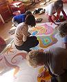 atelier collectif - Louise Phiquepal art thérapeute