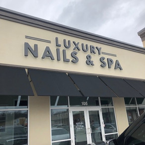 Treat Yourself: Luxury Nails & Spa