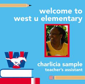 Charlicia Sample