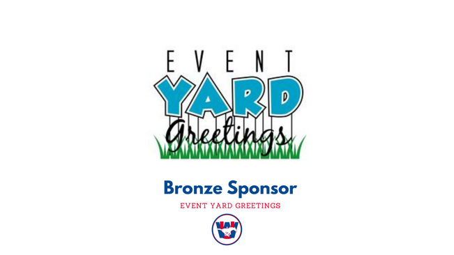 Event Yard Greetings