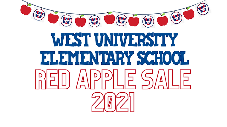 West U PTO Red Apple Sale Banner - 2021 - Mixed Banner (1).png