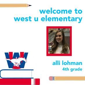Alli Lohman