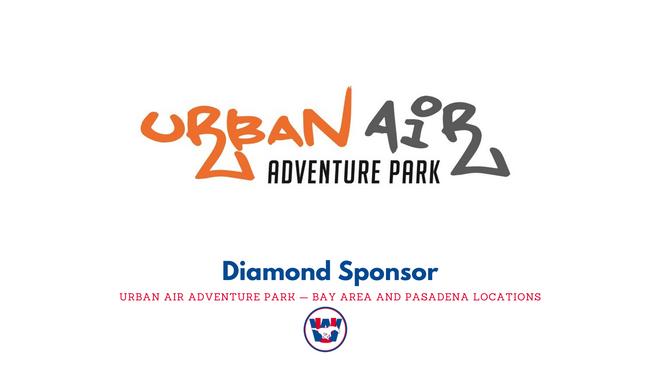 Urban Air - Bay Area and Pasadena Locations