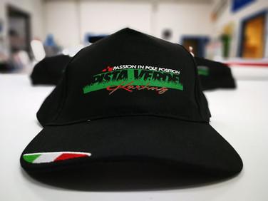 Cappellini stampati da Idea&Grafica