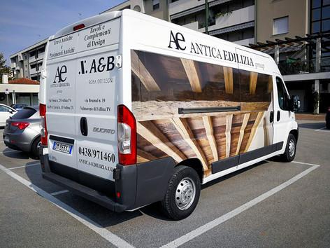 wrap furgone