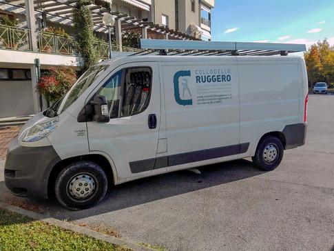 Idea&Grafica   allestimento furgone