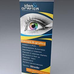Nuovo look per il rollup Idea&Grafica!!