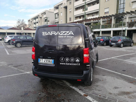 Idea&Grafica | Rivestimento Barazza