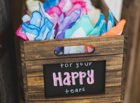5 Easy Ways To Add A Personal Touch To Your Wedding