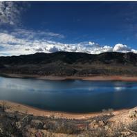 Horsetooth Resevoir, Colorado