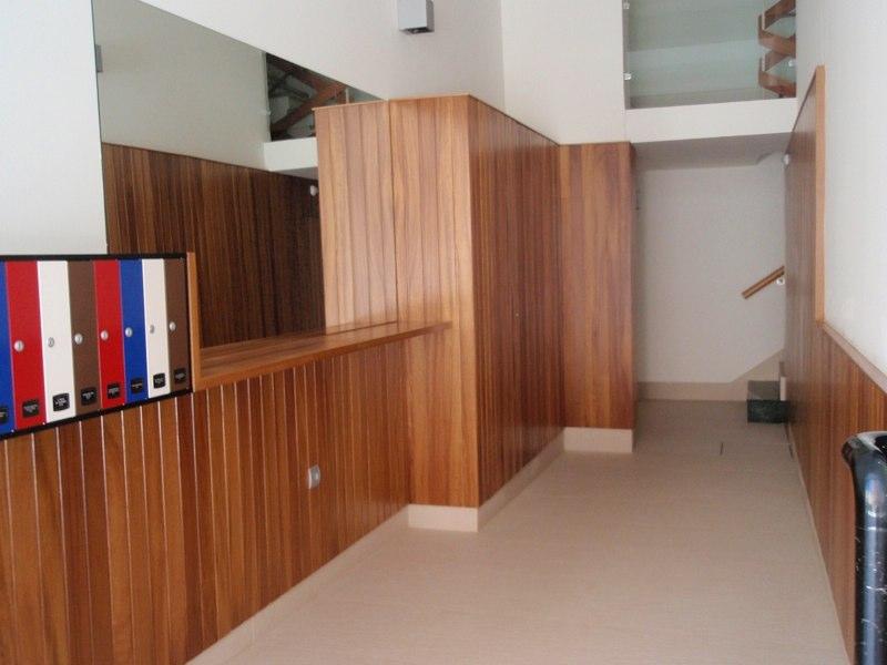 Reforma de portal en Torrelavega