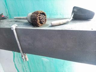 La fibra de vidrio con cables de acero revoluciona la reparación de estructuras de hormigón armado