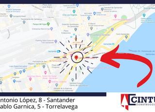 Cintu Construcciones se instala también en Santander