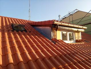 Cintu Construcciones soluciona los problemas de filtraciones de un edificio en calle Magallanes