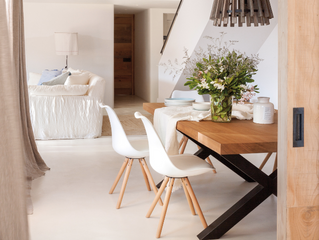 ¿Decoración de interiores o diseño de interiores?