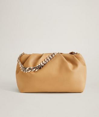Mango Chain Puffed Bag