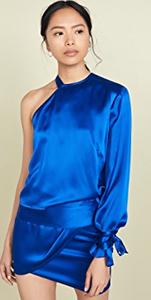 Michelle Mason One Sleeve
