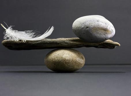 It's a Balancing act!