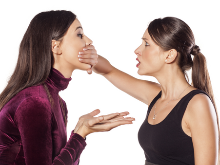 """Stop!"" How to Apply the Brakes in Heated Discussions"