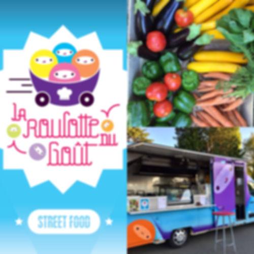 Street food - La roulotte du goût