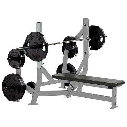Olympic Bench w/Weight Storage