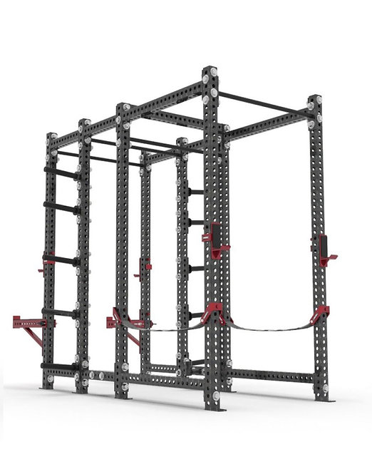 T4 Power Rack + Half Rack