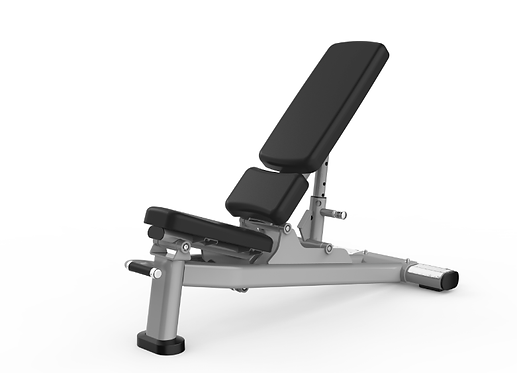 M037 Commercial Flat to Incline Bench
