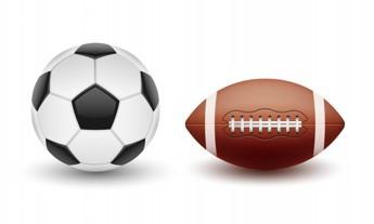 Ladies and Gentlemen - This is a Football, Fútbol
