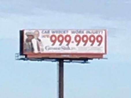 San Antonio Texas Telephone Number for Sale (726) 999-0999