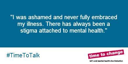 The Stigma of Mental Illness
