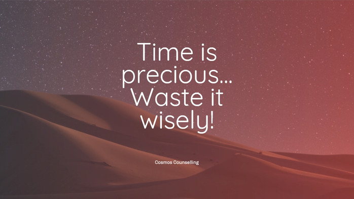 Time is a Gift!