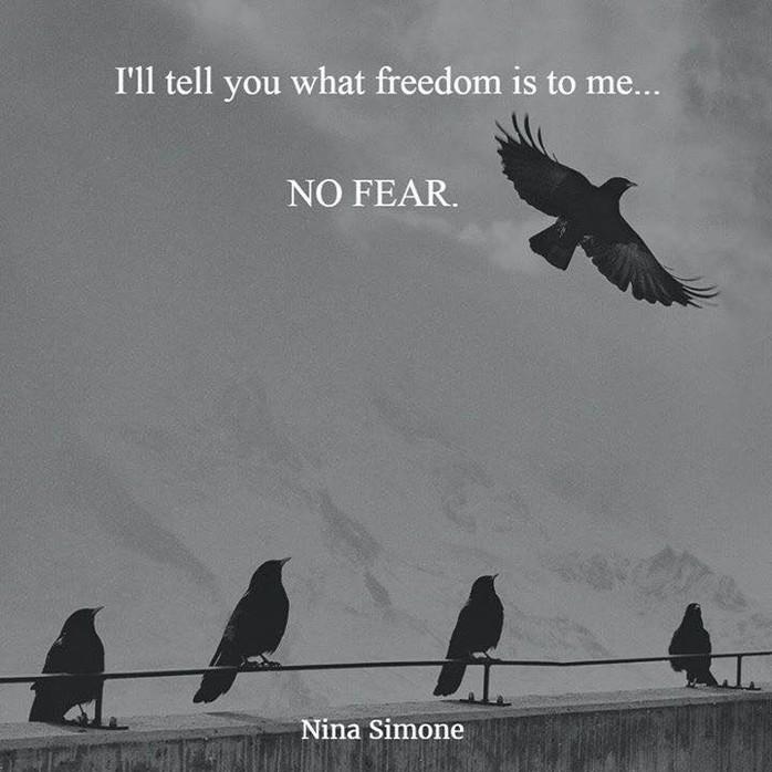 Feel the Fear?