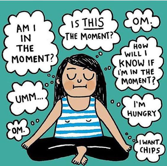 In the Moment?