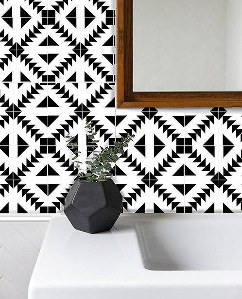 Edgy Tiles W010