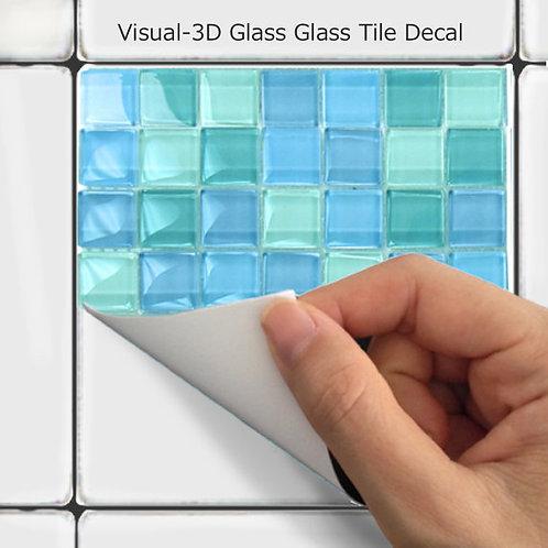 Turquoise Mosaic MS006