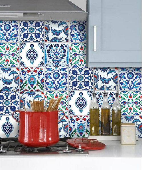 Turkish Tiles TK001