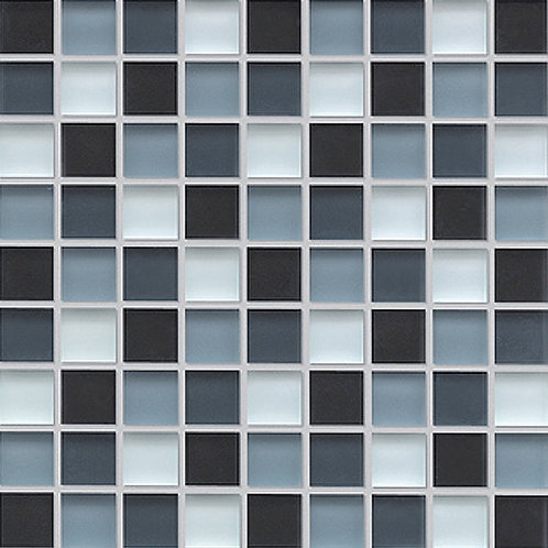 Grey Mosaic MS016